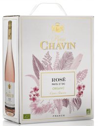 Pierre Chavin Rosé Organic Cuvée Réserve