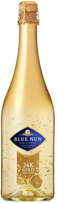Blue Nun Sparkling 24K Gold Edition Dry
