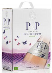 Côtes de Provence Pierre & Paul Rosé